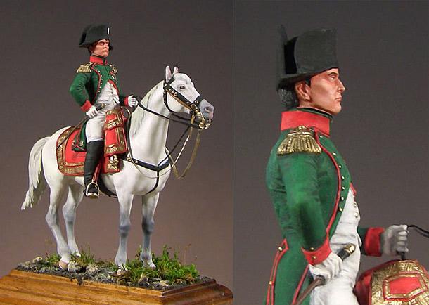 Figures: Emperor Napoleon I