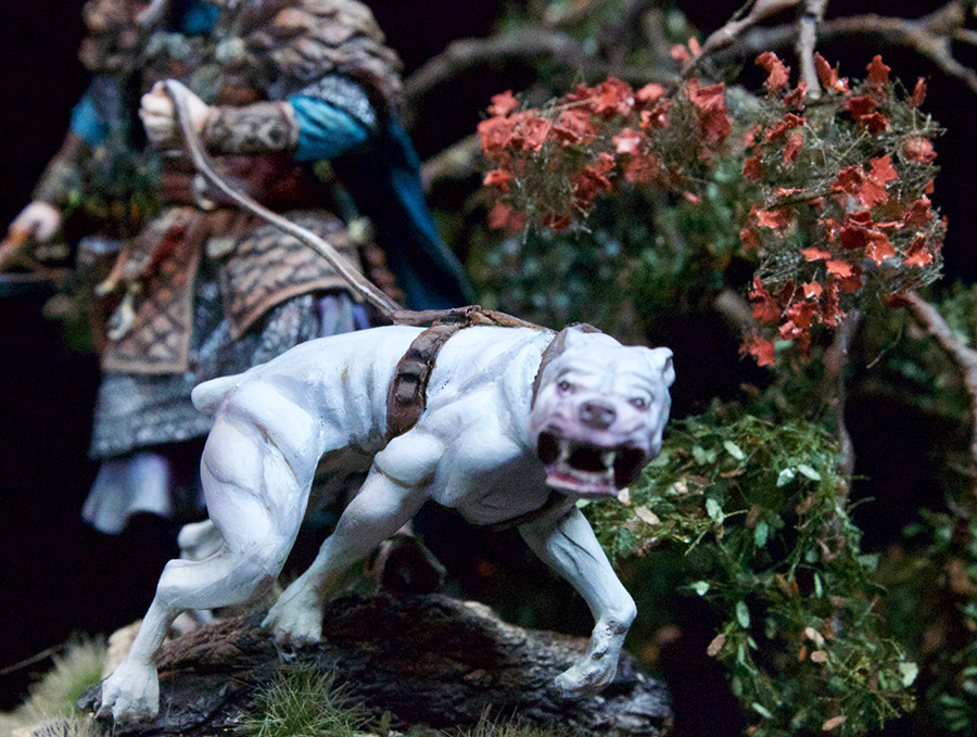 Figures: Medieval Hunter, photo #10