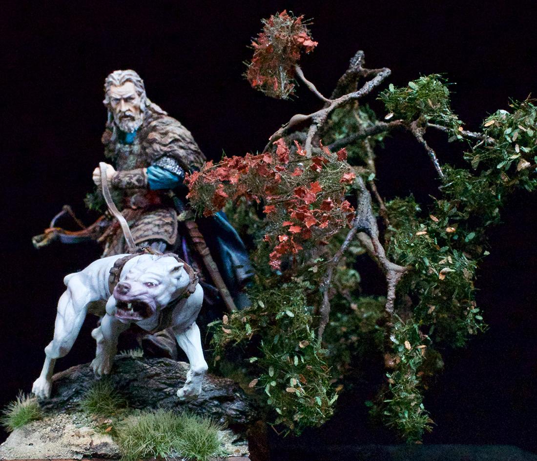 Figures: Medieval Hunter, photo #4