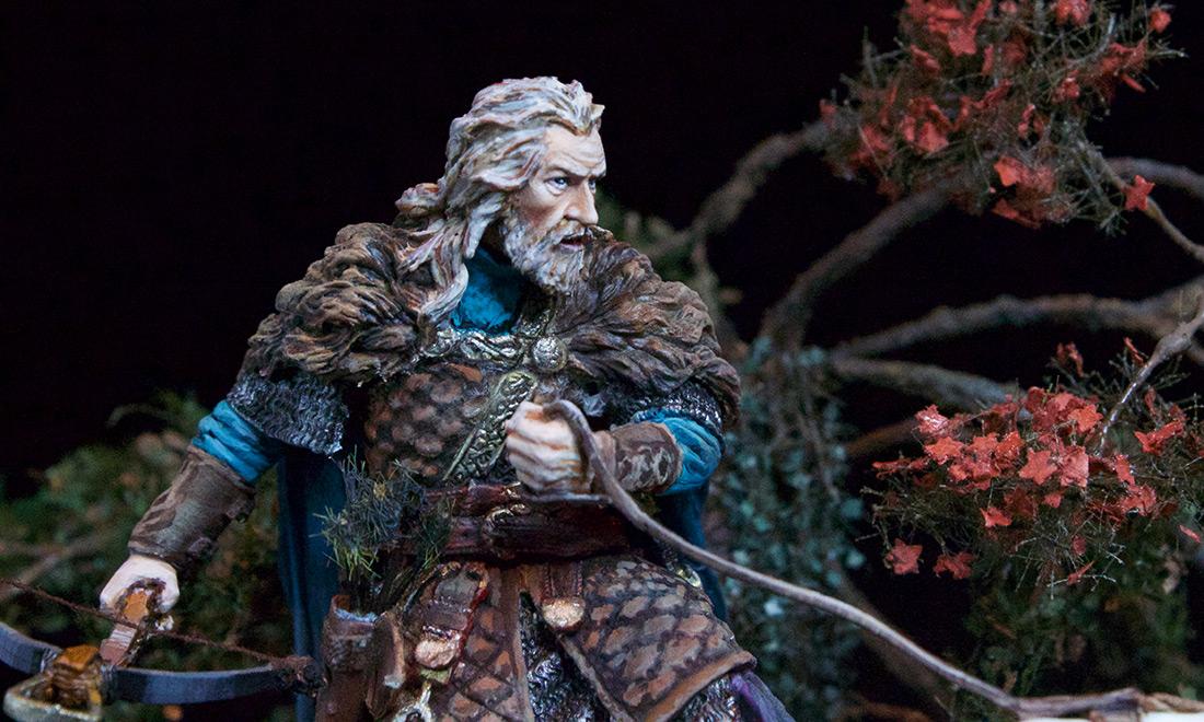 Figures: Medieval Hunter, photo #8