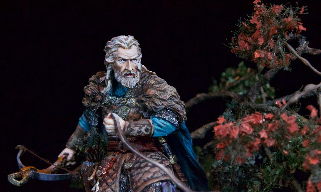 Figures: Medieval Hunter, photo #9