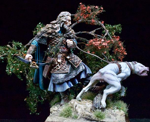 Figures: Medieval Hunter