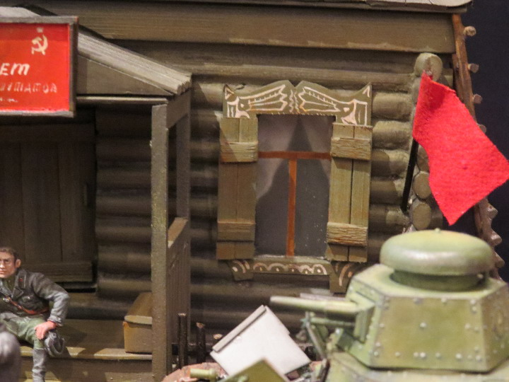 Dioramas and Vignettes: Incident at the maneuvers, photo #10