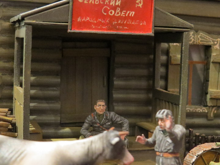 Dioramas and Vignettes: Incident at the maneuvers, photo #11