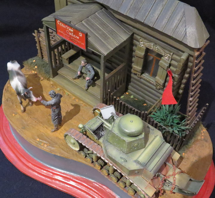 Dioramas and Vignettes: Incident at the maneuvers, photo #2