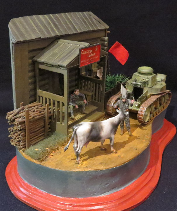 Dioramas and Vignettes: Incident at the maneuvers, photo #3