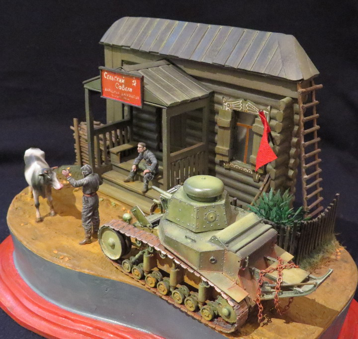 Dioramas and Vignettes: Incident at the maneuvers, photo #4