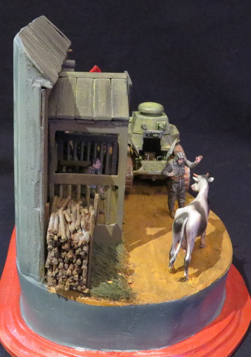 Dioramas and Vignettes: Incident at the maneuvers, photo #5