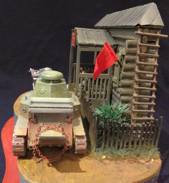 Dioramas and Vignettes: Incident at the maneuvers, photo #6