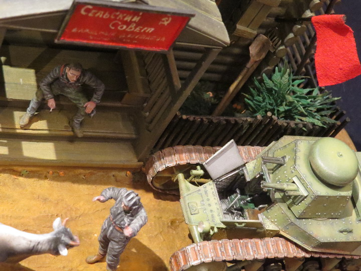 Dioramas and Vignettes: Incident at the maneuvers, photo #7