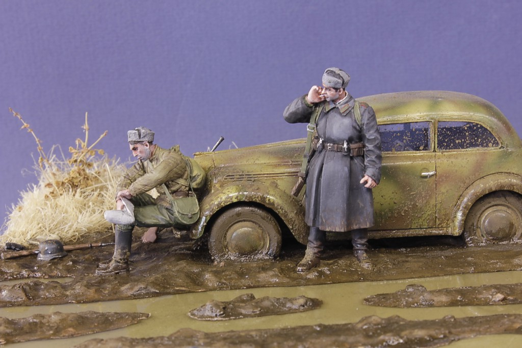 Dioramas and Vignettes: We haven't a rest for a long time..., photo #1