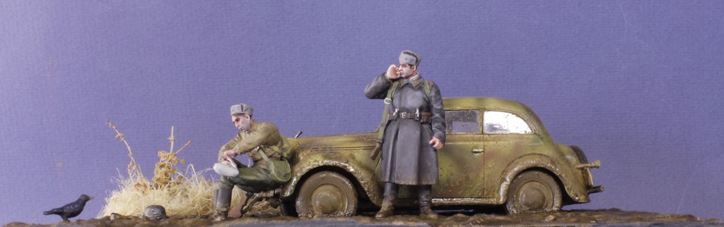 Dioramas and Vignettes: We haven't a rest for a long time..., photo #10