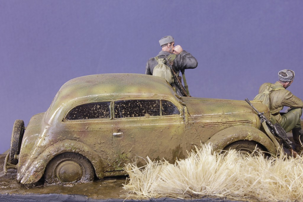Dioramas and Vignettes: We haven't a rest for a long time..., photo #11