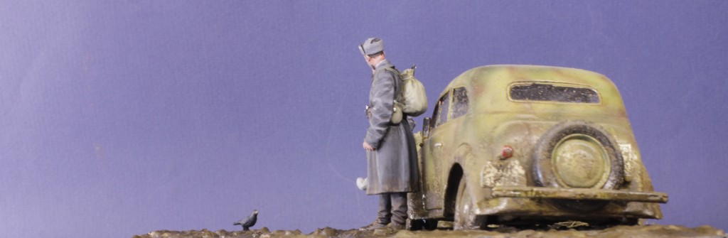 Dioramas and Vignettes: We haven't a rest for a long time..., photo #13