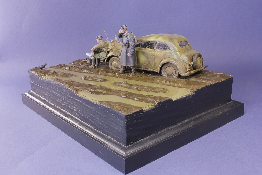 Dioramas and Vignettes: We haven't a rest for a long time..., photo #2