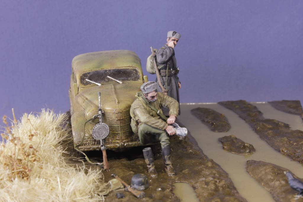 Dioramas and Vignettes: We haven't a rest for a long time..., photo #3