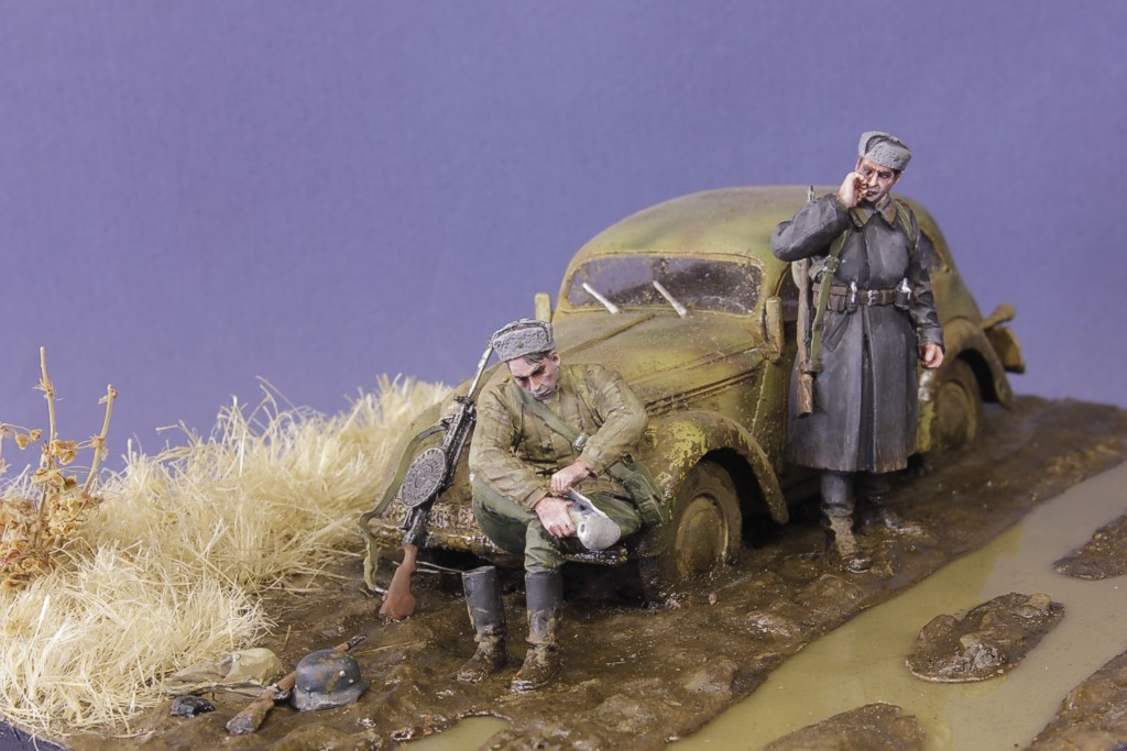 Dioramas and Vignettes: We haven't a rest for a long time..., photo #5