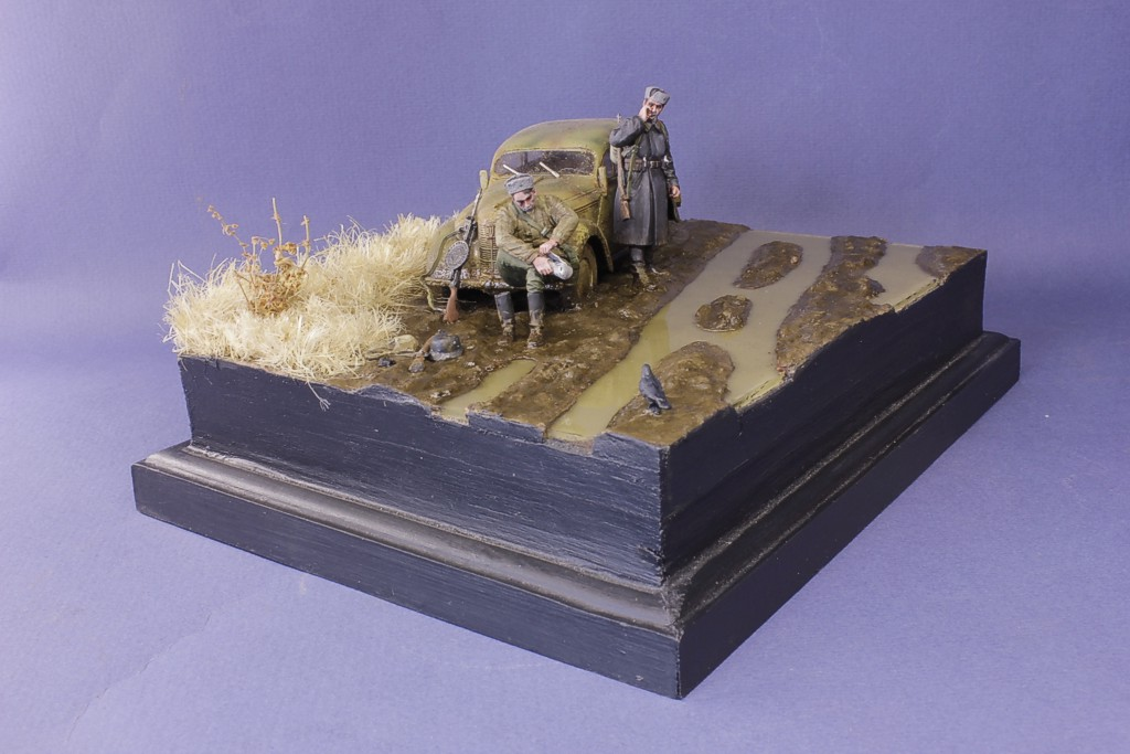 Dioramas and Vignettes: We haven't a rest for a long time..., photo #6