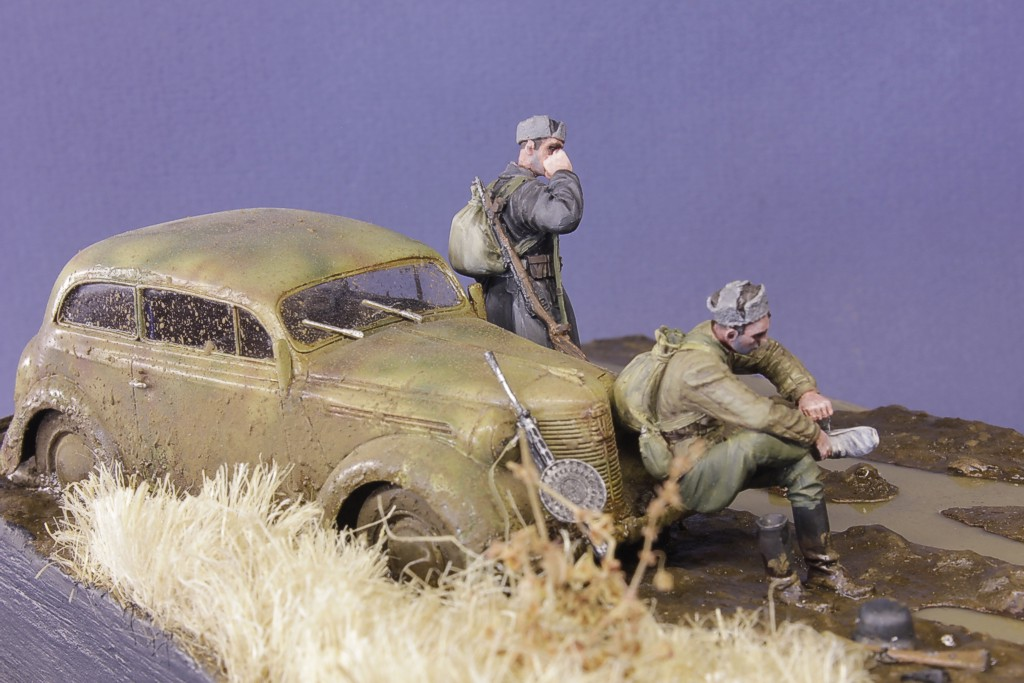 Dioramas and Vignettes: We haven't a rest for a long time..., photo #7