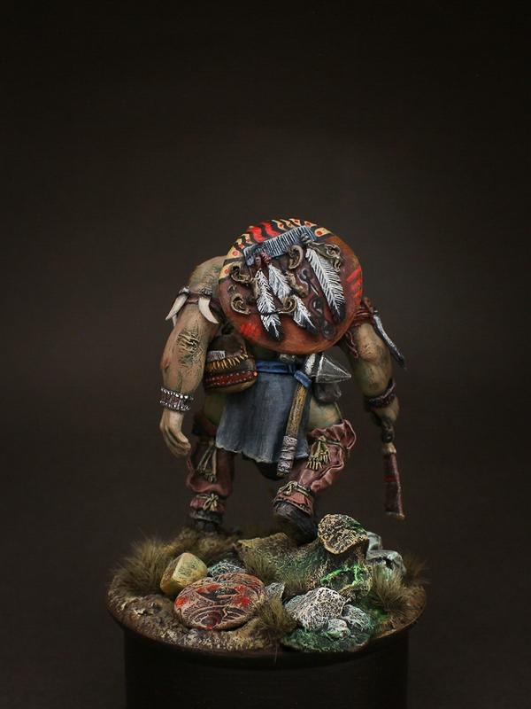Miscellaneous: Orc Iroquois, photo #11