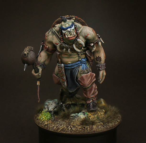 Miscellaneous: Orc Iroquois