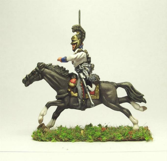 Figures: Prussian cuirassiers, 1813-15, photo #5