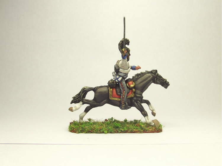 Figures: Prussian cuirassiers, 1813-15, photo #9