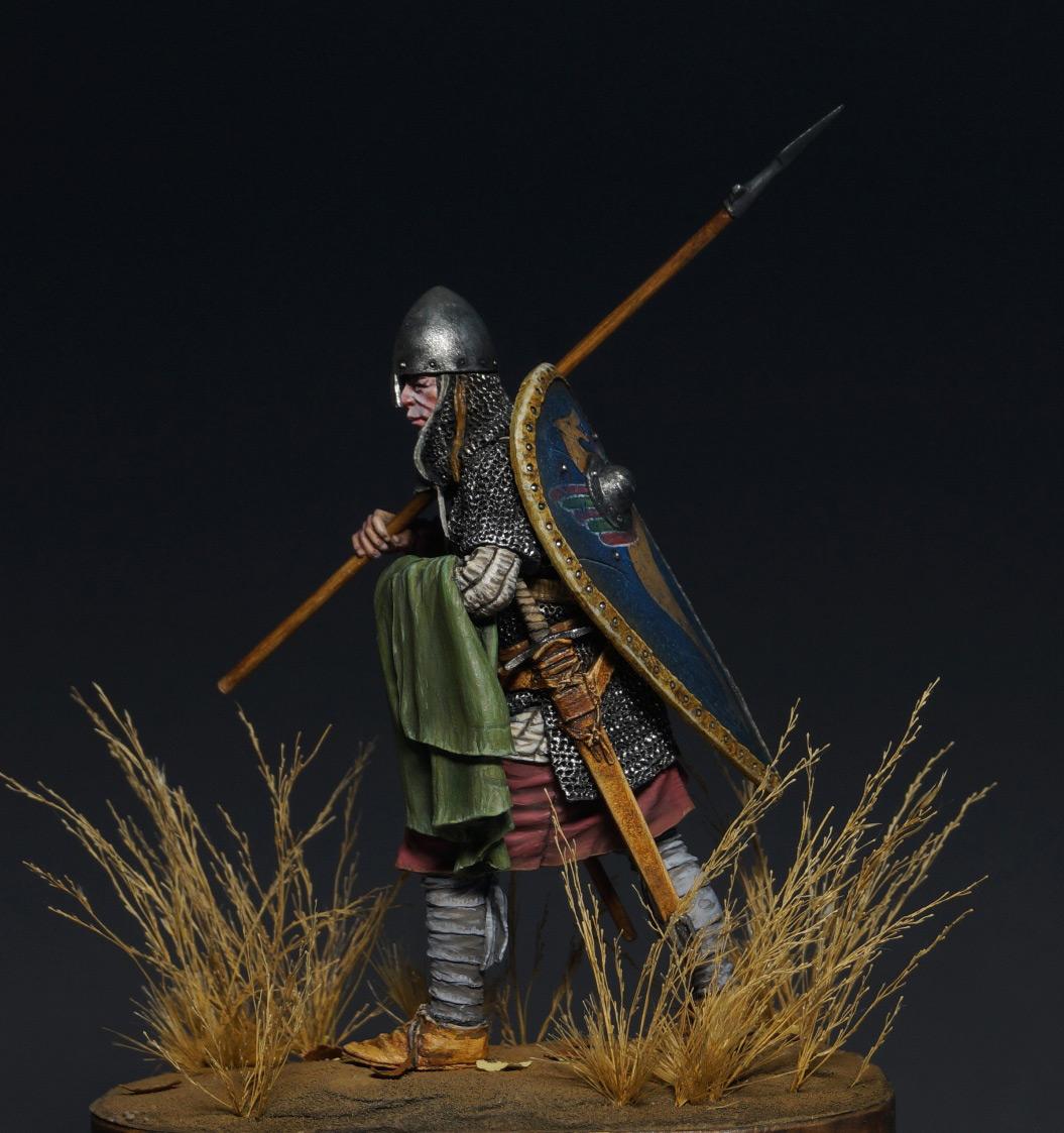 Figures: Norman warrior, photo #10