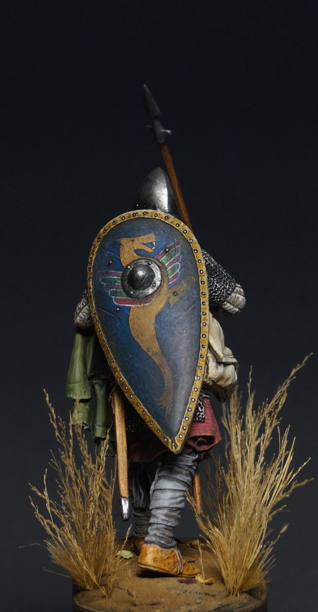 Figures: Norman warrior, photo #7