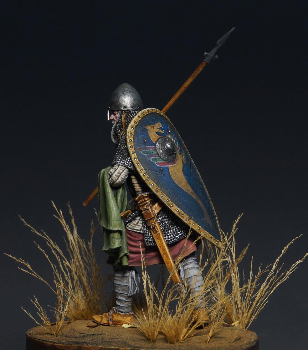 Figures: Norman warrior, photo #9