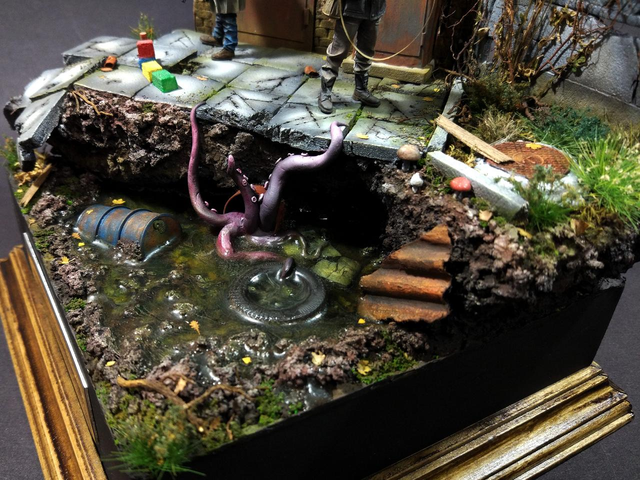 Dioramas and Vignettes: New undiscovered world, photo #12
