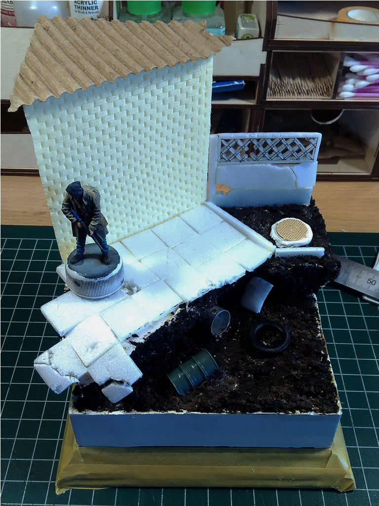 Dioramas and Vignettes: New undiscovered world, photo #13