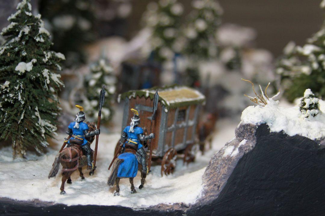Dioramas and Vignettes: The Ambush, photo #10