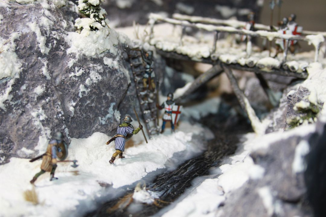 Dioramas and Vignettes: The Ambush, photo #14