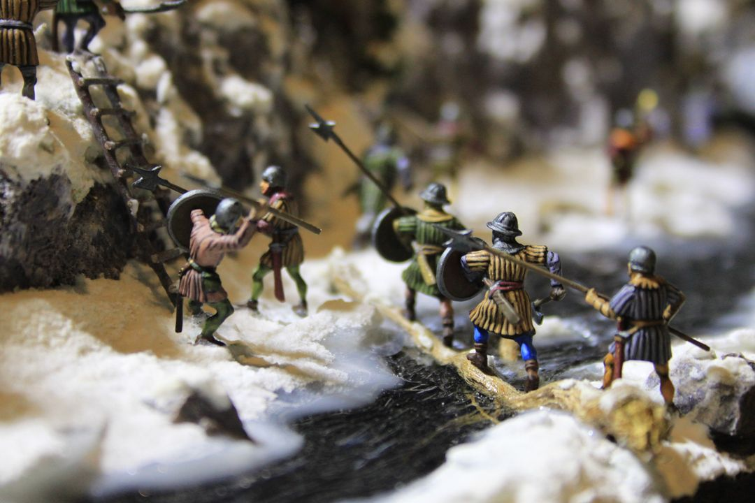 Dioramas and Vignettes: The Ambush, photo #15
