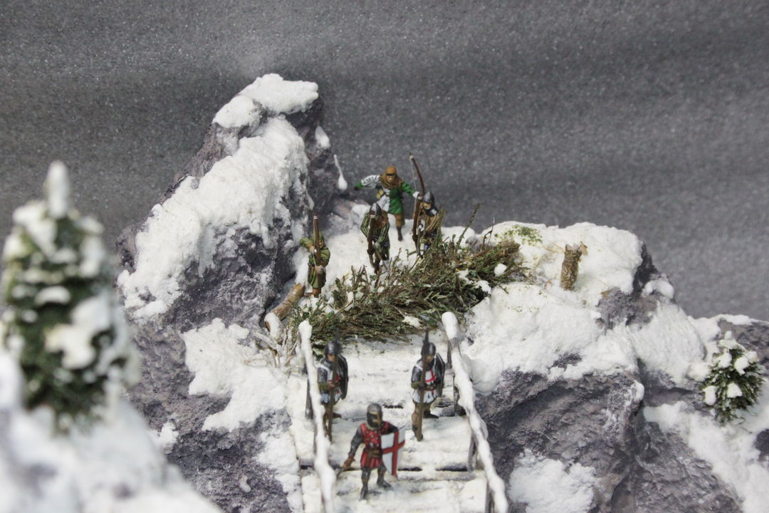 Dioramas and Vignettes: The Ambush, photo #6
