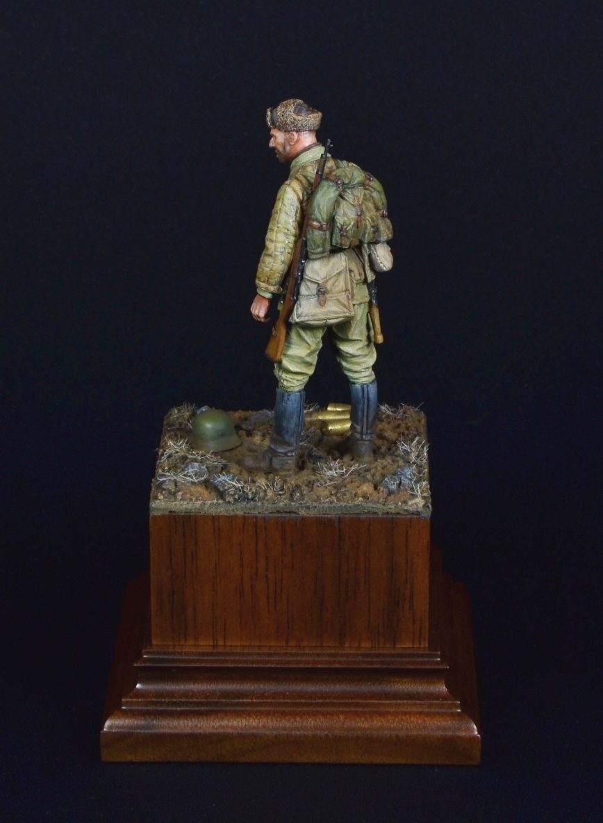 Figures: Soviet soldier, photo #4