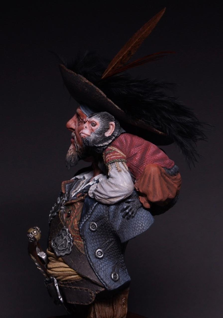 Figures: Captain Barbossa, photo #14