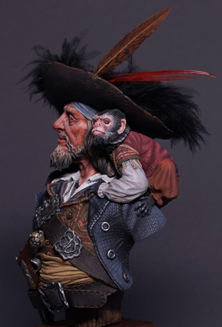 Figures: Captain Barbossa, photo #15