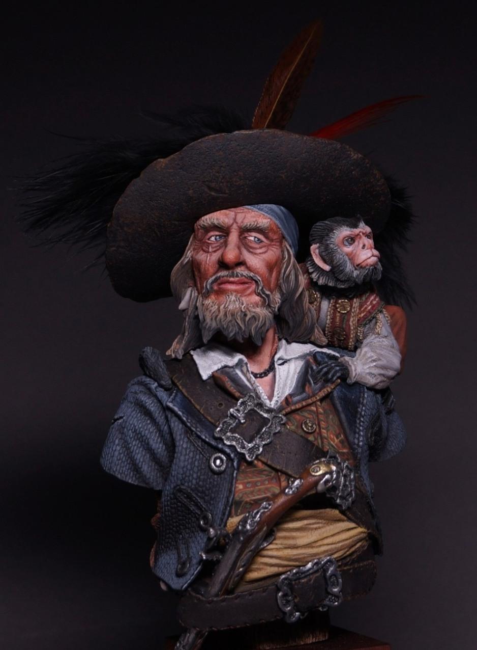 Figures: Captain Barbossa, photo #2