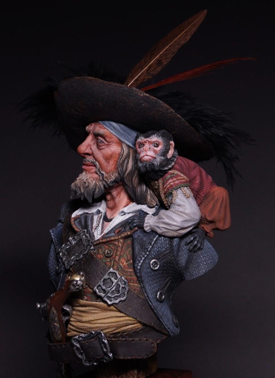 Figures: Captain Barbossa, photo #3