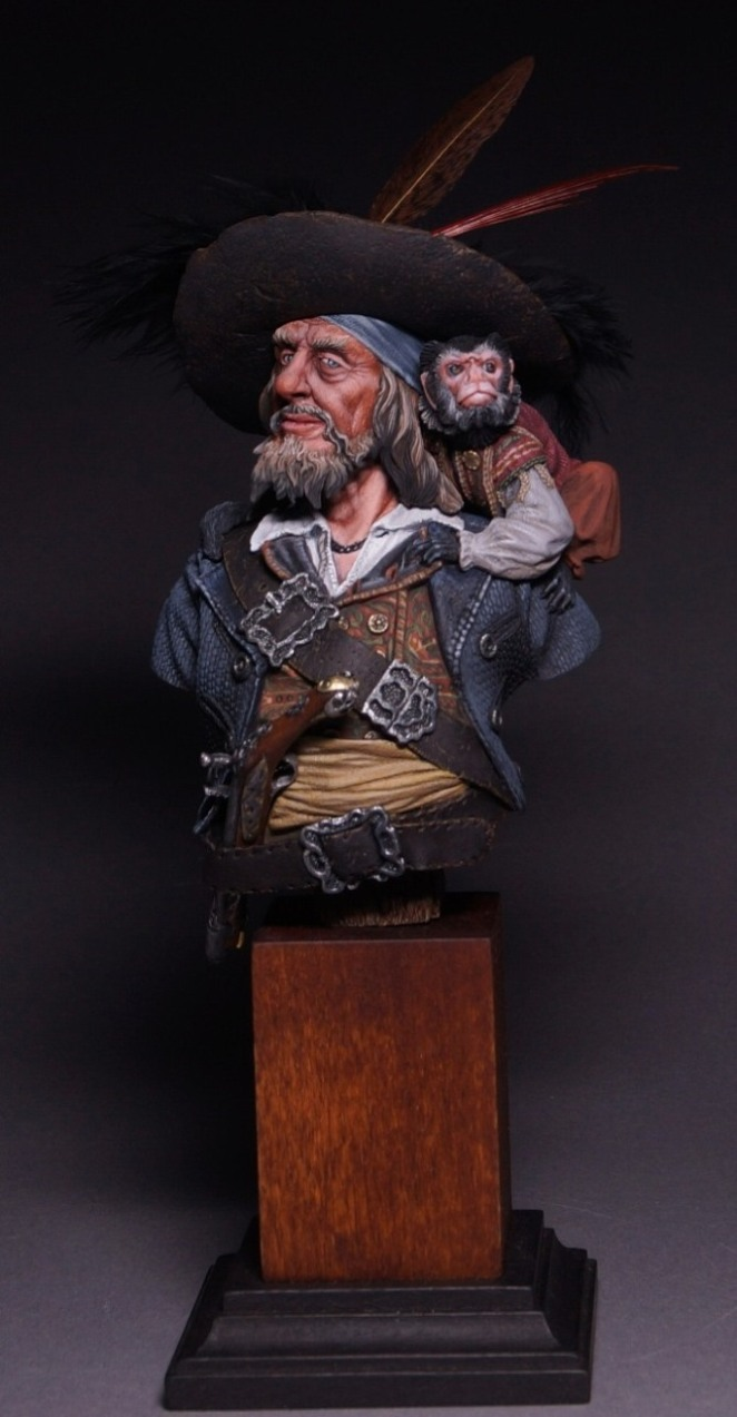 Figures: Captain Barbossa, photo #4