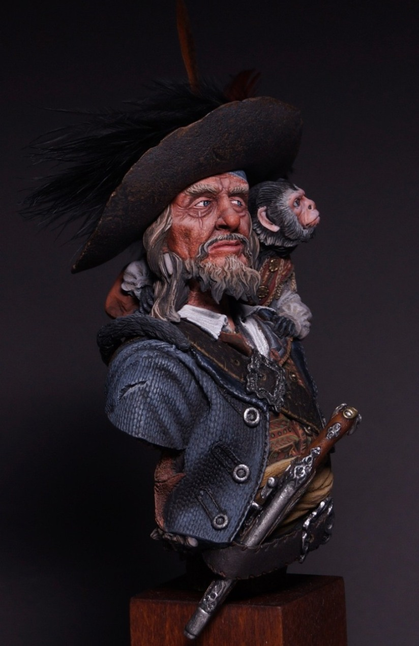 Figures: Captain Barbossa, photo #8