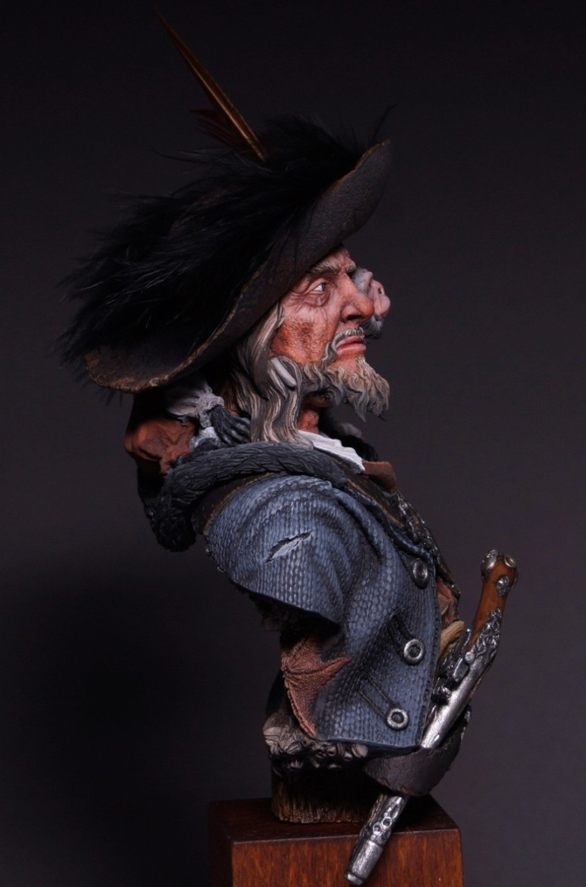 Figures: Captain Barbossa, photo #9