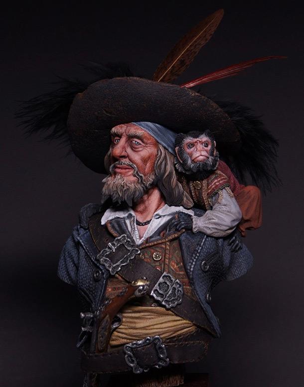 Figures: Captain Barbossa