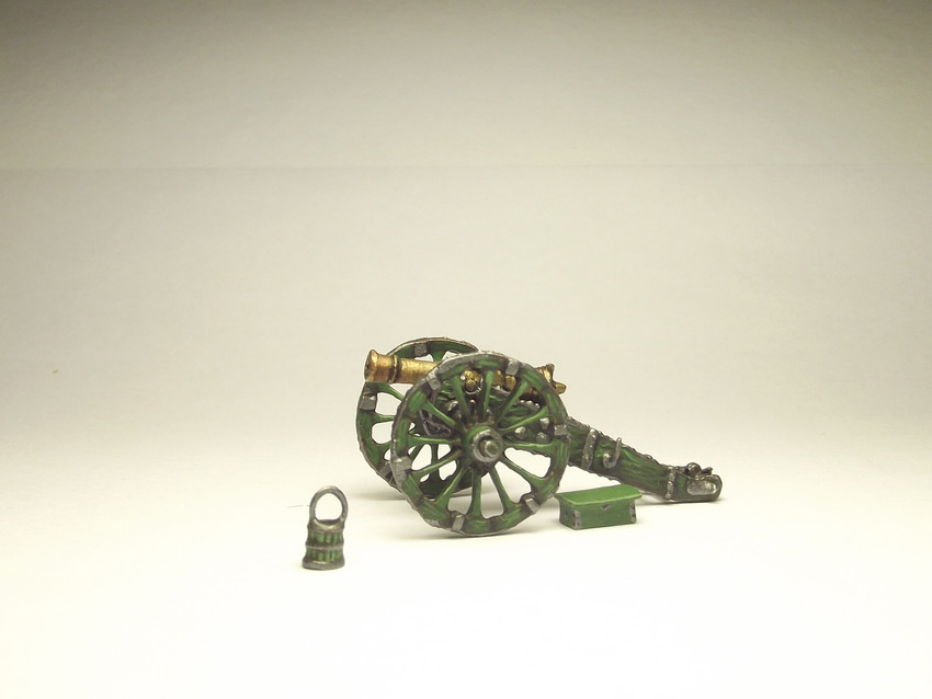 Figures: Russian artillery, 1812, photo #14