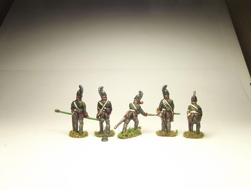 Figures: Russian artillery, 1812, photo #8