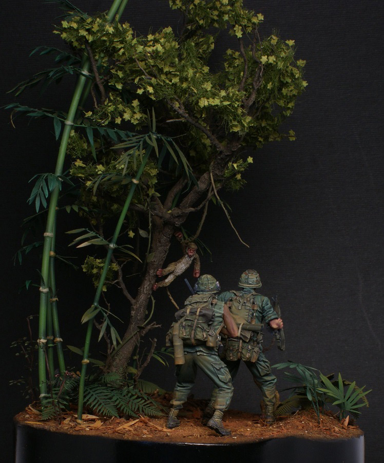 Dioramas and Vignettes: Bloody monkeys!, photo #9