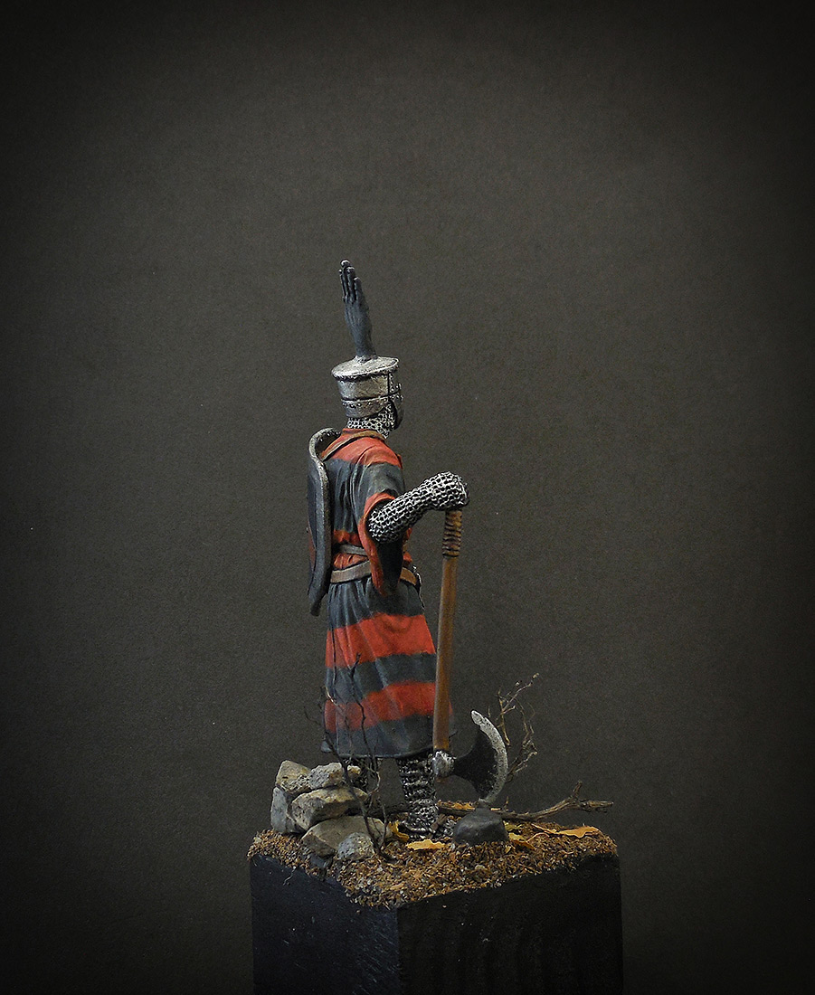 Figures: German knight, 1299, photo #5