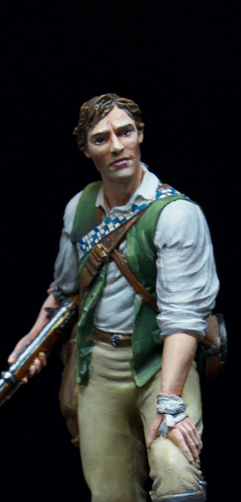 Figures: Minuteman at Lexington, photo #10